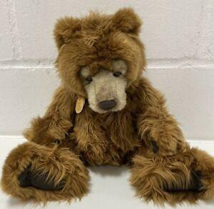 Charlie Bears Retired Kojak Bear CB094087