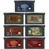 The Legend of Zelda 32 Bit Video Game Cartridge Console Card for Nintendo GBA