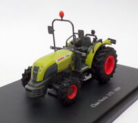 Hachette 1/43 Scale Model Tractor HT059 - 2004 Claas Nectis 257F - Green