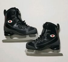 RIEDELL SOFT BOOT BLACK FIGURE SKATES MODEL # 625 SIZE 5