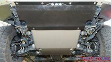 Toyota Landcruiser 200 Series -  3 piece 4mm Stainless Steel Bash Plate Set