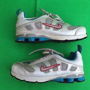 NIKE IMPAX kid girl's fashion multi color running walking shoe size--10C