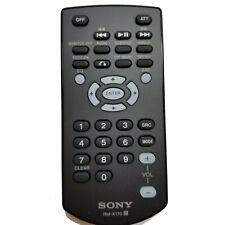 NEW OEM Sony Remote Control RM-X170, XAV60, XAV62BT, XAV63, XAV68BT
