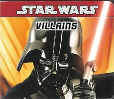 Star Wars: Villains by Lucas Books