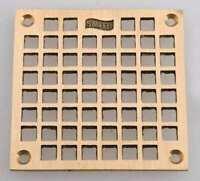 Jay R. Smith Mfg. Co B05pbg Bronze Floor Drain Grate