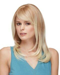 Long Wig LARGE CAP Face Frame Shag Bangs HEAT OK HS Romantic COLOR CHOICE