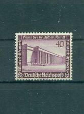 Echte Briefmarken aus dem deutschen Reich (1933-1945) mit Kunst-Motiv