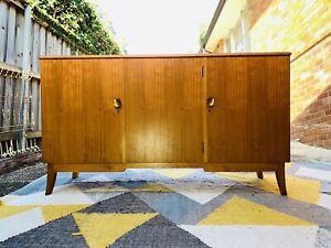 Midcentury retro sideboard buffet Parker-era