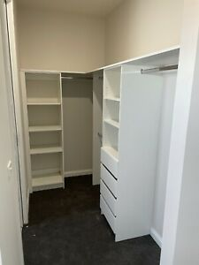 WARDROBE INSERT COMPLETE PACKAGE ASSEMBLED