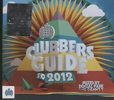 Ministry of sound Clubbers Guide 2012 cd