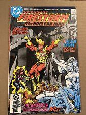 Fury Of Firestorm # 35 1St Appearance Weasel Dc Comics 1982 Nm