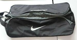 Nike Black Golf Shoe Bag (Branded with LMG LineManagement.co.uk)