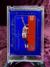 Michael Jordan 1997 UD Commemorative Collection RC13 Die Cut Bulls Rookie MINT🔥