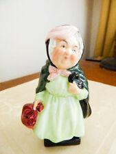 Royal Doulton Vintage SAIRY GAMP Figurine Dickens Character - NICE!