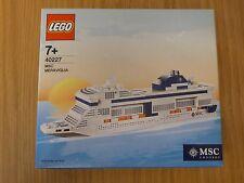 Lego 40227 MSC Meraviglia - NEW MISB (2016)