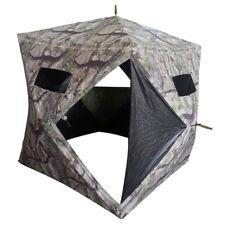 KHAMPA Silent Ground Hub Hunting Blind Ranger 1000