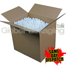 15 Cubic Foot Box Of Ecoflo Biodegradable Loose Void Fill Packing Peanuts