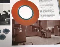 Huge IBM 75th Anniversary Book IBM Mark 1 System 360 7090 IBM 650 Whirlwind Tube