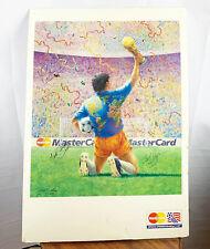 1994 World Cup USA Autographed poster Mark Chung, Mike Sorber, and Mark Santel