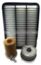 TOYOTA LANDCRUISER 4.5L V8 TURBO DIESEL 70 SERIES FILTER KIT VDJ76, VDJ78, VDJ79