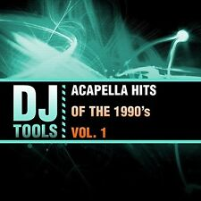 Dj Tools - Acapella Hits Of The 1990's Vol. 1 [New CD] Manufactured On Demand