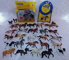 BREYER+STABLEMATES+TOY+HORSE+PONY+LOT+MYSTERY+FOAL+SURPRISE+