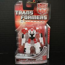Transformers Universe RID Legends Red Alert Generations Classics RTS