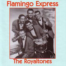 THE ROYALTONES MEET THE RAMRODS - Flamingo Express CD