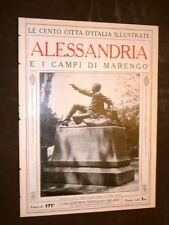 Alessandria e i Campi di Marengo - Le Cento Città d'Italia illustrate