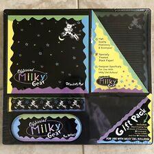 NEW Rare Milky Gear Gift Set For Milky Gel Roller Pens NIP 90s Vintage