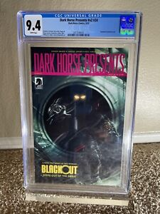 Dark Horse Presents #v2 #24 Scott Snyder CGC 9.4