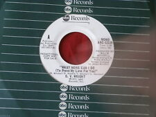 O. V. WRIGHT~ WHAT MORE CAN I DO TO PROVE MY LOVE FOR YOU~ NEAR MINT~~ ~ SOUL 45