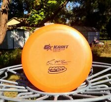 Innova super rare great condition 2013 early Penned 2X McBeth Gstar Krait 177g