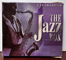 The Jazz Box - 3 CD Collection (1998 TKO 3 CD Album Box Set)