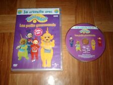 Dvd teletubbies... small gourmands