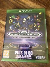 Xbox One Mega Drive Classics /Neuf Sous Blister /FR
