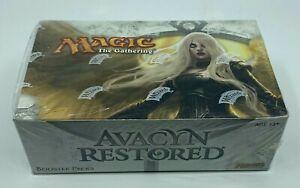 2012 Magic the Gathering MTG Unopened Sealed Avacyn Restored Booster Box