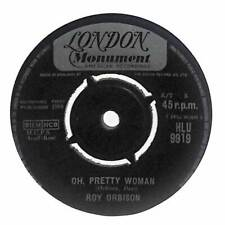"Roy Orbison - Oh, Pretty Woman - 7"" Record Single"