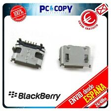 CONECTOR DE CARGA Y DATOS JACK BLACKBERRY 8520 9300 8230 9700 MICRO MINI USB