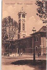 # MILANO: CORPUS DOMINI - IL CAMPANILE