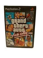 Grand Theft Auto: Vice City (Sony PlayStation 2, 2002) PS2, Complete