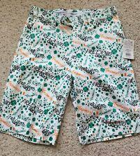 NWT FlowGolf Flow Society Ireland Men's Golf Shorts Size 30 $55