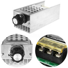 6000W Variateur Régulateur électronique Contrôleur de Vitesse Tension Voltage