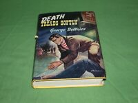 Death Treads Softly by George Bellairs - Thriller Book Club Edition