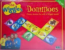 ~ Wiggles - LARGE PICTURE DOMINOES GAME TOY