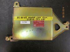 85 86 87 HONDA CRX ECM #37820-PE1-681 *See item description*