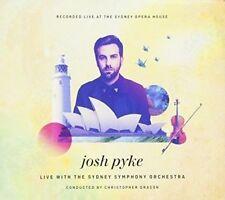 Josh Pyke - Live At The Sydney Opera House [New & Sealed] Digipack CD