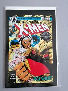 The Uncanny X-men 117 NOT FOR RESALE Comic Book Reprint 2004 VF/NM