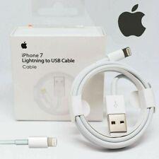 3x Original APPLE IPHONE LIGHTENING cable pack de 3 Para iPhone 5,6,7,8,X,11