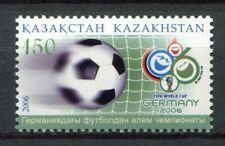 s7587) KAZAKHSTAN 2006 MNH** WC Football - CM Calcio 1v